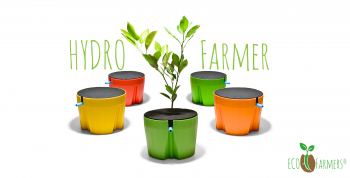 Hydro Farmer - Set orange